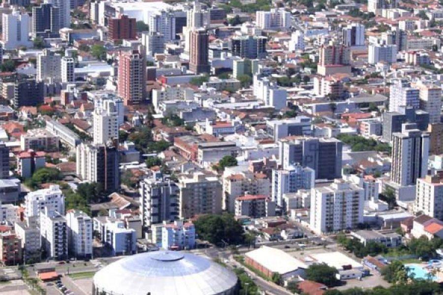 Morar no centro da cidade